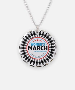 Womens March Necklace