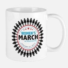 Womens March Mug Mugs