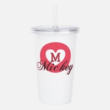 mickey Acrylic Double-wall Tumbler