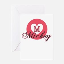 mickey Greeting Cards