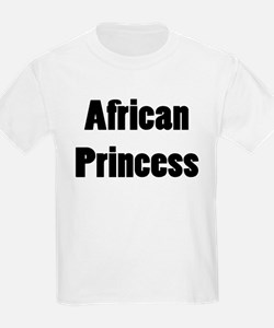 AFRICAN PRINCESS T-Shirt