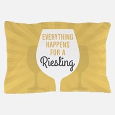 Riesling Wine Pillow Case