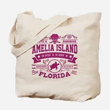 Cute Amelia Tote Bag