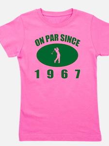 Unique Humorous golfing Girl's Tee