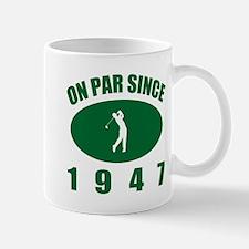 1947 Golfer's Birthday Mugs
