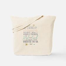 Cute Motivational bible verses Tote Bag