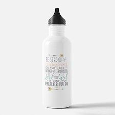 Cute Verse Water Bottle