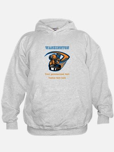 Hockey Personalized Sweatshirt