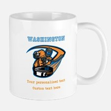 Hockey Personalized Mugs