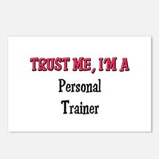 Trust Me I'm a Personal Trainer Postcards (Package