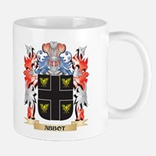 Abbot Coat of Arms - Family Crest Mugs