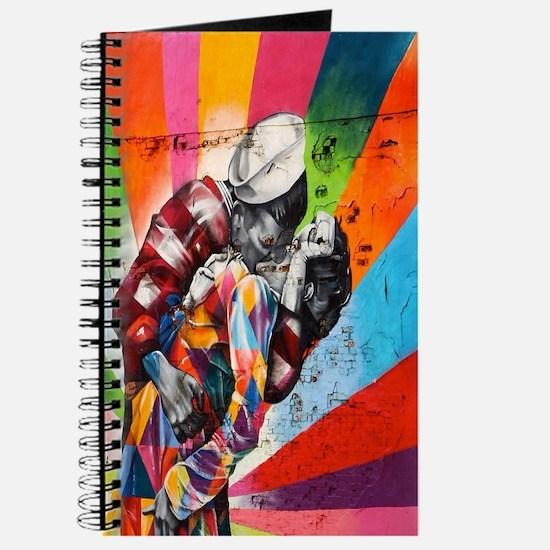 Rainbow Sailor's Kiss Journal