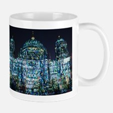 Words on a Berlin Monument Mugs