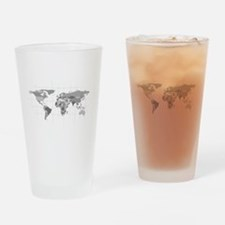 World Drinking Glass