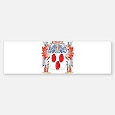 Adair Coat of Arms - Family Crest Bumper Bumper Bumper Sticker