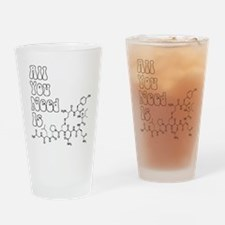 All You Need Is [Oxytocin] Drinking Glass