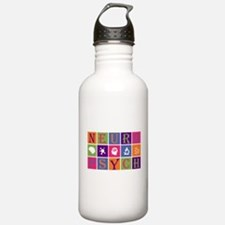 Neuropsychology Water Bottle