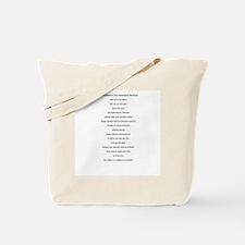 Cute Housekeeping Tote Bag