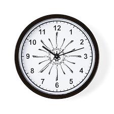 SunBazookas Wall Clock