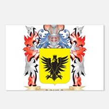 Aguila Coat of Arms - Fam Postcards (Package of 8)