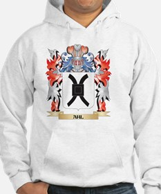 Ahl Coat of Arms - Family Crest Sweatshirt