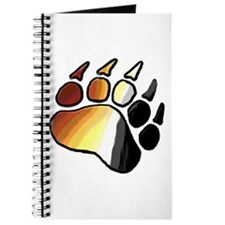 BEAR PRIDE PAWS/TONES Journal