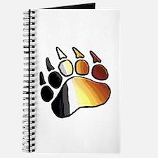 BEAR PRIDE PAW2/TONES Journal