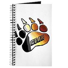 BEAR PRIDE PAW/BEAR Journal
