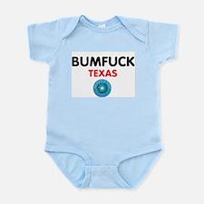 BUMFUCK - TEXAS Body Suit