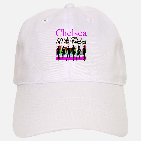 MS DIVA 50TH Baseball Baseball Cap