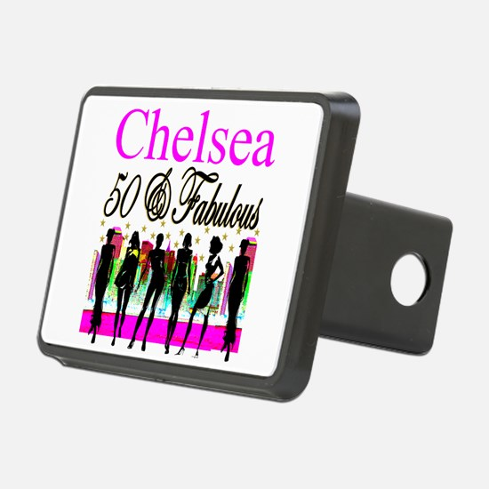 MS DIVA 50TH Hitch Cover
