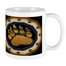 BEAR PAW IN BEAR PRIDE DESIGN Mug