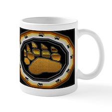 BEAR PAW IN BEAR PRIDE DESIGN Mug