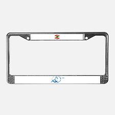 Libneneh 100% License Plate Frame