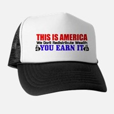 """""""This Is America"""" Hat"""