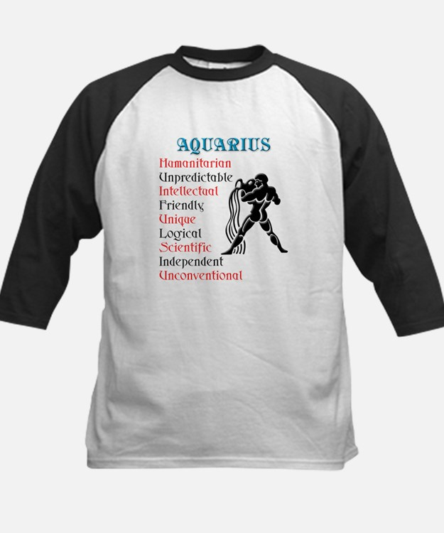 aquarius Baseball Jersey
