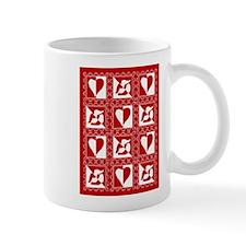 Valentine Stamps Mug