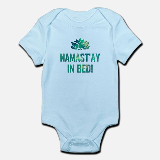 NAMASTAY IN BED! Body Suit