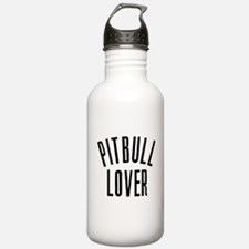 Pitbull Lover Water Bottle