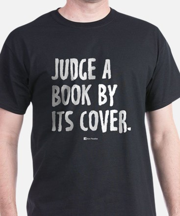 Judge A Book By Its Cover (Dark Items) T-Shirt