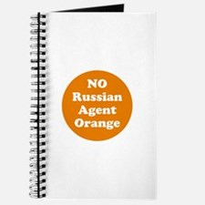 No Russian agent orange,never trump Journal