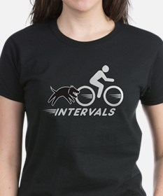 big dog intervals drk T-Shirt