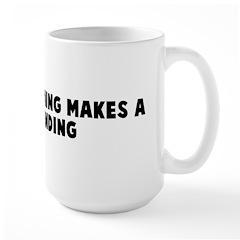 A good beginning makes a good Mug