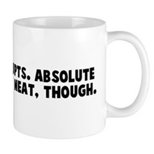 All power corrupts Absolute p Mug