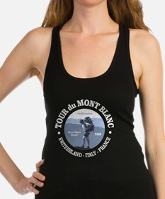 Tour du Mont Blanc Tank Top