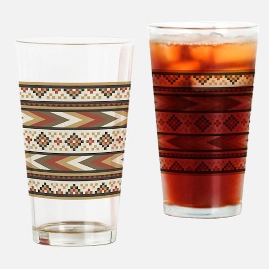 Unique Southwest Drinking Glass