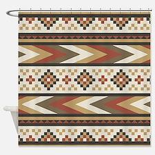 Navajo Southwestern Shower Curtain