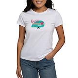Happy camper Women's T-Shirt