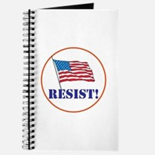 Resist! Stand up for justice Journal