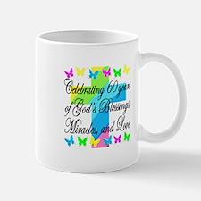 BLESSED 60TH Mug